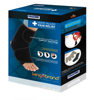 King Brand ColdCure Achilles Wrap