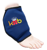 KB Basics Economical Front and Side Ankle Cold Wrap